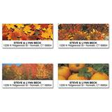 Autumn Beauty Assorted Sheeted Address Labels