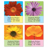 Blossoming Beauty Assorted Sheeted Address Labels