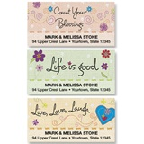 Sweet Sayings Assorted Sheeted Address Labels