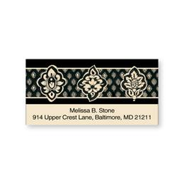 Baroque Deco Sheeted Address Labels