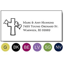 Classic Choice Symbol Sheeted Address Labels