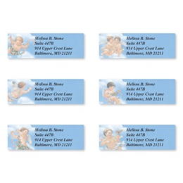 Little Angels Assorted Sheeted Address Labels
