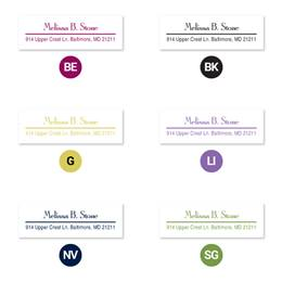 Artisan Prestige Sheeted Address Labels