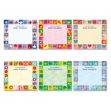 Seasons on Parade Assorted Personalized Canning Label Value Pack