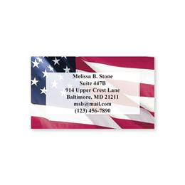 American Sublime Single-Sided Calling Cards
