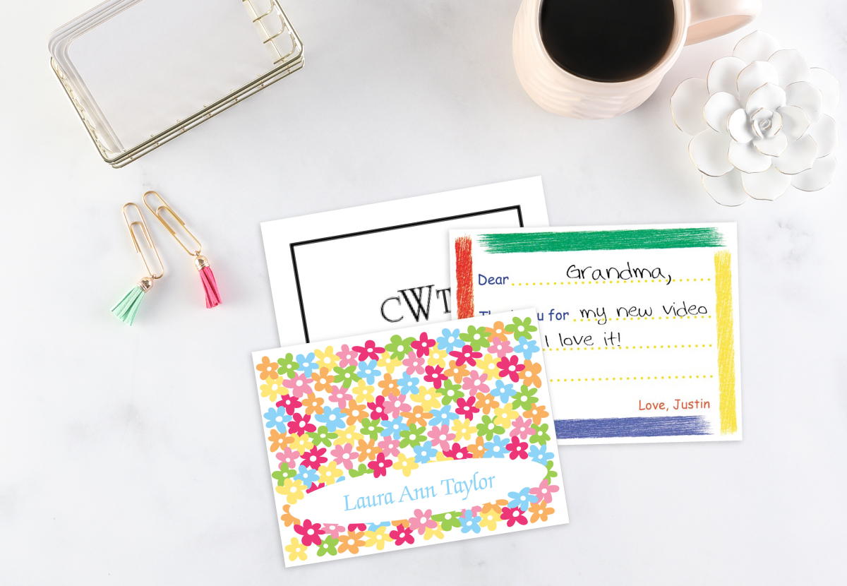 Writing and Sending the Perfect Thank-You Note