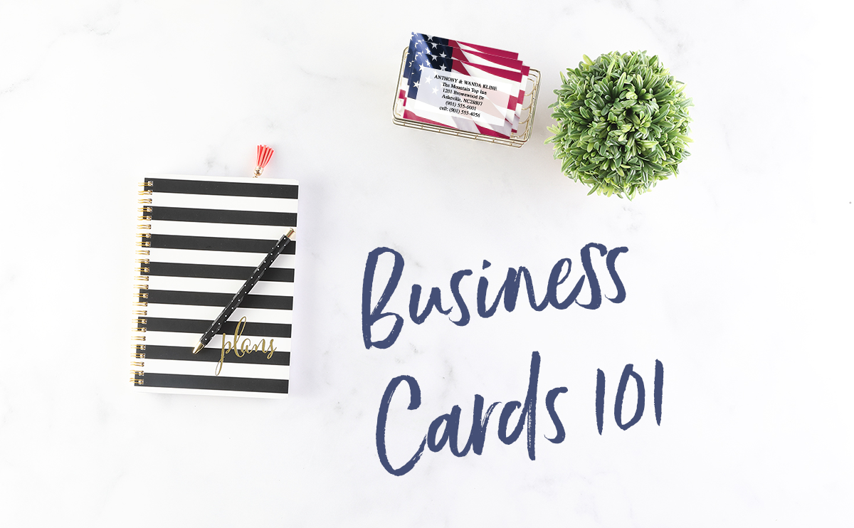 Business Cards 101