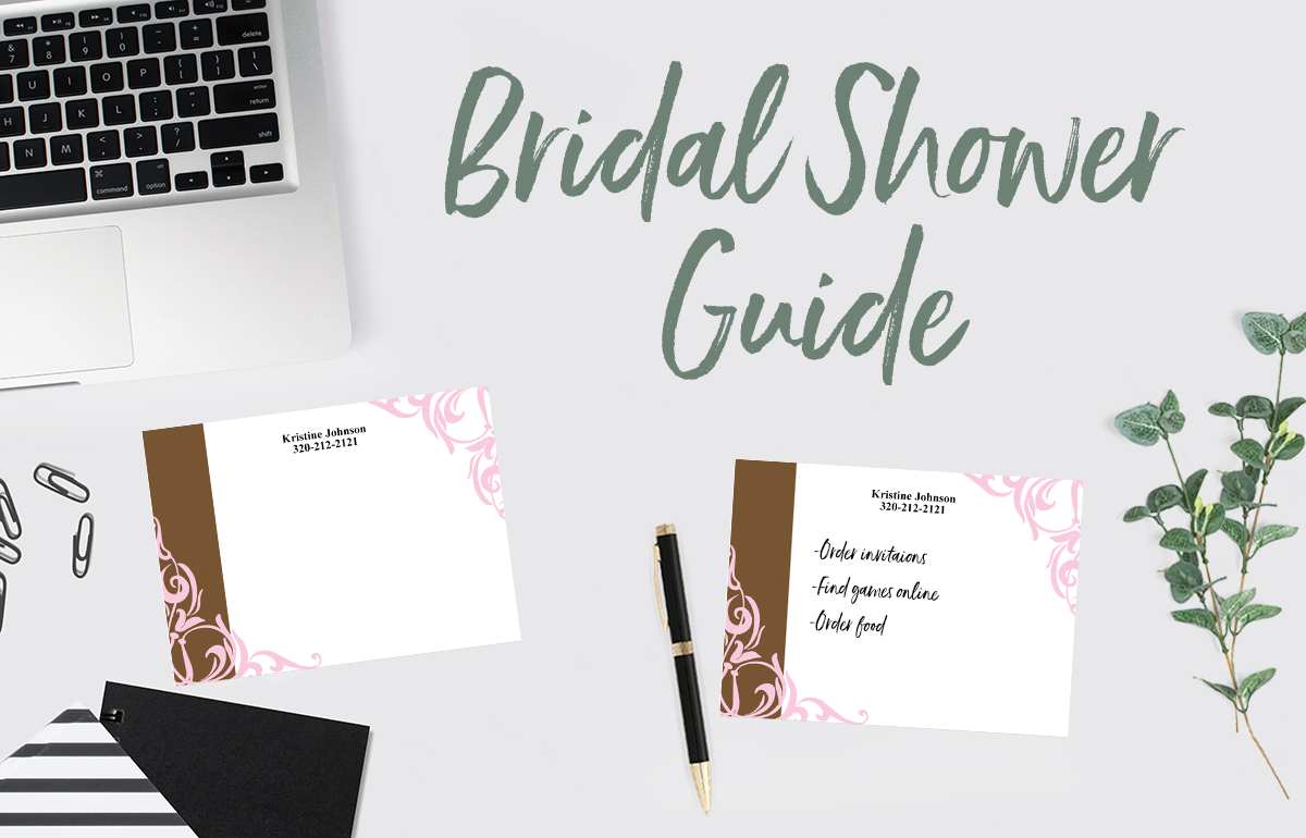 A Complete Guide to Hosting a Bridal Shower